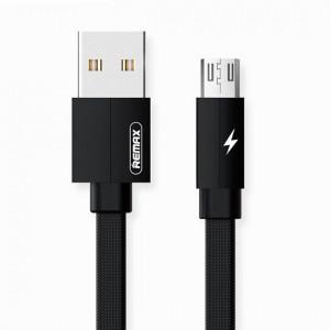 REMAX Kábel USB Micro USB Kerolla RC-094m 2m black