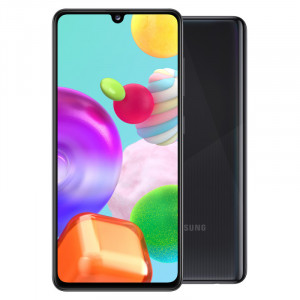 Samsung A415 Galaxy A41 Black SM-A415FZKDEUE