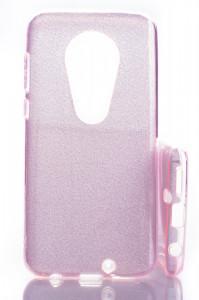 Puzdro Glitter 3V1 Case Motorola Moto G7 Růžové