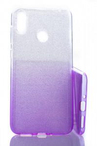 Puzdro Shine Case pre Asus Zenfone Max M2 ZB633KL Fialové