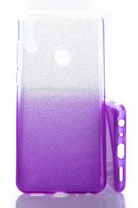 Puzdro Shine Case pre Asus Zenfone Max Pre M2 ZB631KL Fialové