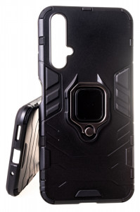 Armor Ring Huawei Nova 5T Černé