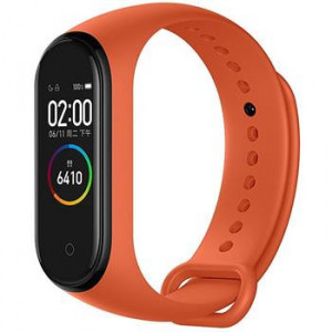 Xiaomi Original Mi Band 3/4 Strap Orange, 2452389