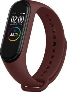 Xiaomi Original Mi Band 3/4 Strap Red (EU Blister)