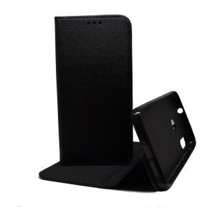 Puzdro Smart Case Book Motorola E6 Plus Černé