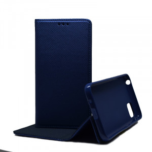 Puzdro Smart Case Book pre Honor 9S Modré