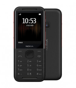 NOKIA 5310 DS Black/Red 2020 16PISX01A13