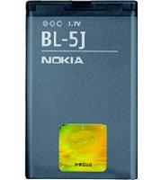 BL-5J Nokia batéria 1430mAh Li-Ion (Bulk)