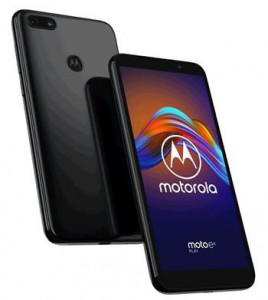 Motorola Moto E6 Play, 2GB/32GB, Steel Black PAHB0003PL