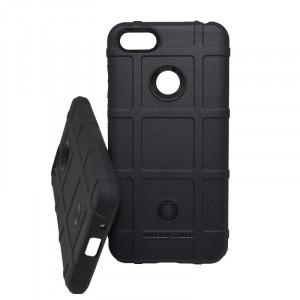 Puzdro Rugged Shield Motorola Moto E6 Play Černé