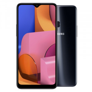 Samsung Galaxy A20s SM-207F, 32GB Black SM-A207FZKDEUE