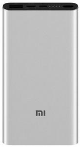 Xiaomi Mi Fast Charge 3 10000mAh strieborná