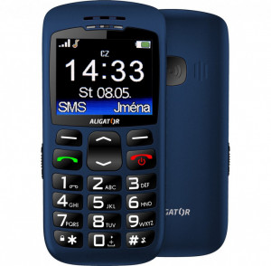 Aligator A670 Senior Blue A670BE