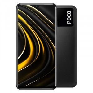 POCO M3 64+4GB černá 470180