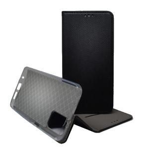 Puzdro Smart Case Book pre Poco M3 Černé