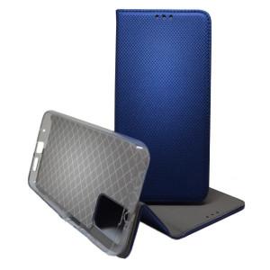 Puzdro Smart Case Book pre Poco M3 Modré