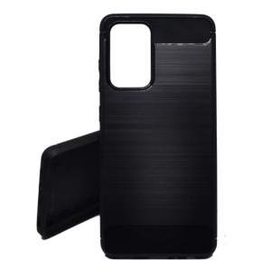 Pouzdro CARBON LUX Samsung Galaxy A52 LTE/5G, A525 / A526 Černé