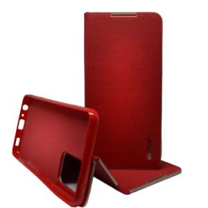 Pouzdro Vennus Book Samsung Galaxy A52 LTE/5G, A525 / A526 Červené