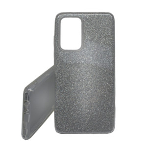 Pouzdro Shine Case pro Samsung Galaxy A52 LTE/5G, A525 / A526 Stříbrné