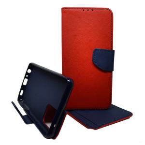 Pouzdro TEL1 Fancy Diary Samsung Galaxy A52 LTE/5G, A525 / A526 Červené