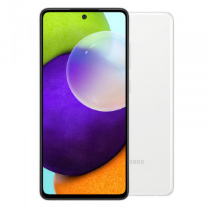 Samsung A525 Galaxy A52 LTE 128GB White SM-A525FZWGEUE
