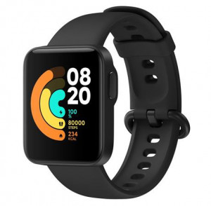 Xiaomi Mi Watch Lite chytré hodinky, Black 473884