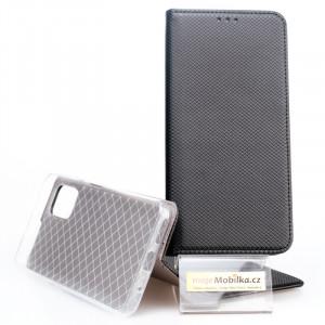 Puzdro Smart Case Book Motorola G9 Plus Černé