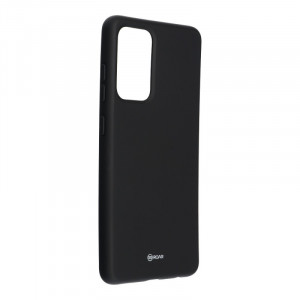 Pouzdro Roar Colorful Jelly Case Samsung Galaxy A52 LTE/5G, A525 / A526 Černé