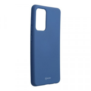 Pouzdro Roar Colorful Jelly Case Samsung Galaxy A52 LTE/5G, A525 / A526 Modré