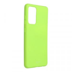 Pouzdro Roar Colorful Jelly Case Samsung Galaxy A52 LTE/5G, A525 / A526 Limetka