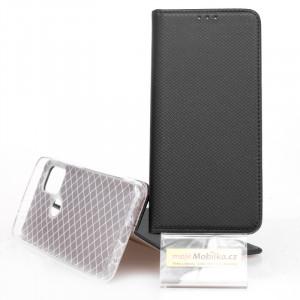 Puzdro Smart Case Book Motorola G10 Černé