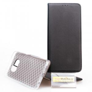 Puzdro Smart Case Book Poco X3 / Poco X3 Pre Černé