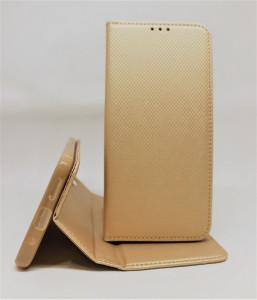 Pouzdro Forcell Smart Case Samsung A12 A125f Zlaté
