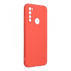 Puzdro Forcell Silicone Xiaomi Redmi Note 10 5G / Poco M3 Pre 5G Oranžové