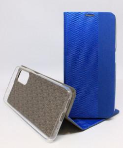 Sensitive Book pre Xiaomi Redmi Note 10 5G / Poco M3 Pre 5G Modré
