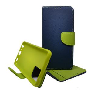 Pouzdro TEL1 Fancy Diary Samsung Galaxy A52 LTE/5G, A525 / A526 Modré