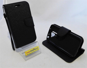 Pouzdro Fancy Case LG G2 Mini D620 Černé