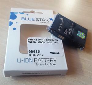 Blue Star Premium batéria Samsung S5230 Avila/G800 1050 mAh - neoriginálne