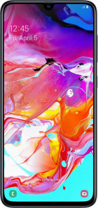 Samsung A705 Galaxy A70 128GB Black