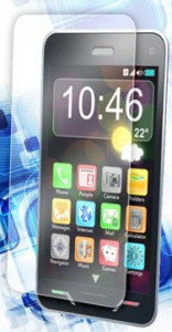 Blue Star ochranná folie Nokia E52 551