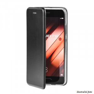 Pouzdro Forcell Elegance Samsung Galaxy A40 A405 Černé