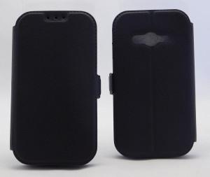 Pouzdro Book Flexi Pocket Samsung Galaxy Trend 2 G313 Galaxy Trend 2 Lite G318 Černé