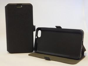 Pouzdro Book Flexi Pocket Huawei Honor 4X Černé