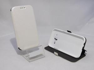 Pouzdro Book Flexi Pocket Samsung Galaxy J5 J500 Bílé