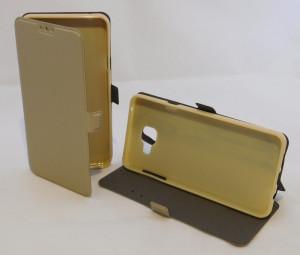 Pouzdro Book Flexi Pocket Samsung Galaxy S7 Edge G935 Zlaté