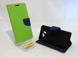 Pouzdro TEL1 Fancy Diary Lenovo A7010 Lemon