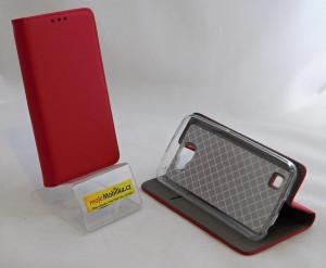 Puzdro Smart Case Book pre LG K4 Červené