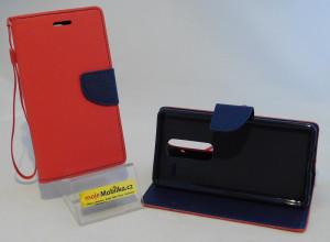 Pouzdro TEL1 Fancy Diary LG Zero H650e Červené