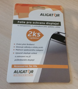 Screen Guard Aligator Nokia Asha 302
