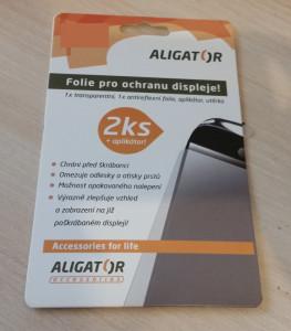 Aligator ochranná fólie Nokia Asha 302 11895